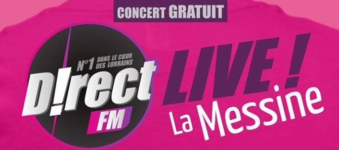 Logo Concert Messine 2015