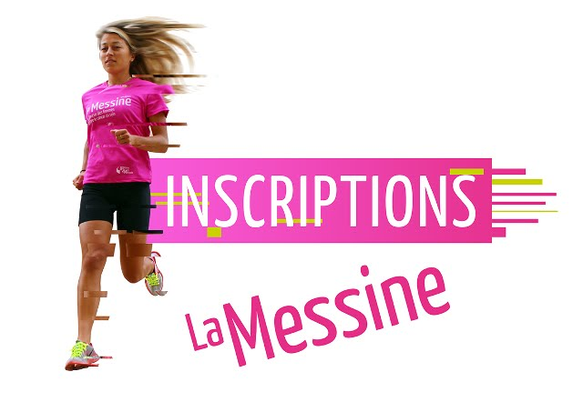Logo inscription Messine Actif