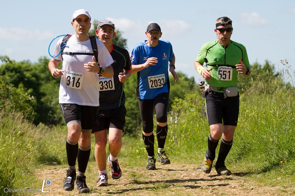 La course nature du Trail du Saint Quentin