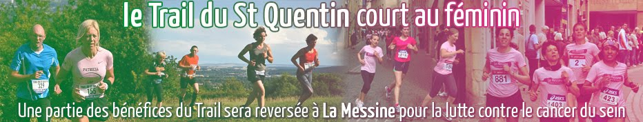 Le trail soutient la Messine