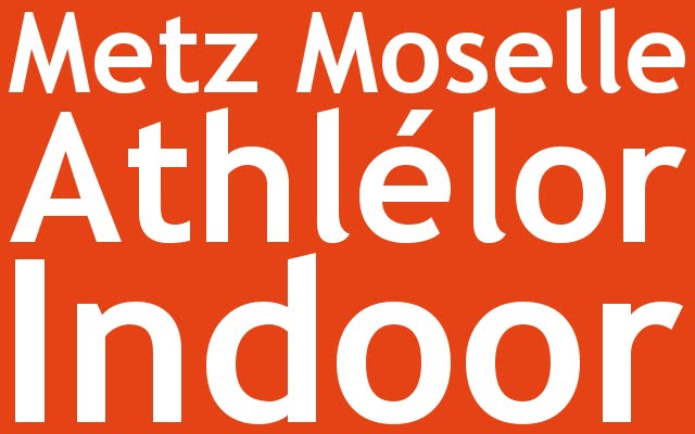 Metz Moselle Athlélor Indoor